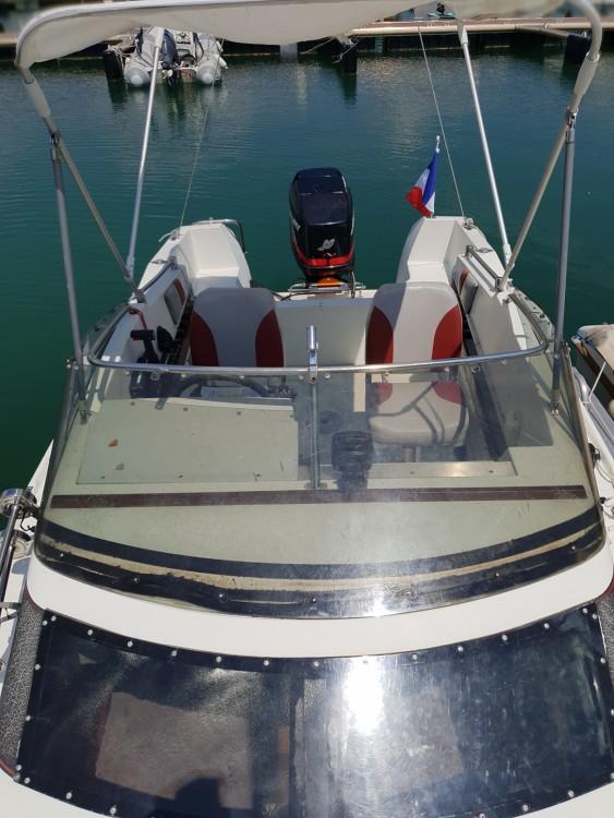 Jachthuur in Virignin - Jeanneau Leader 550 via SamBoat