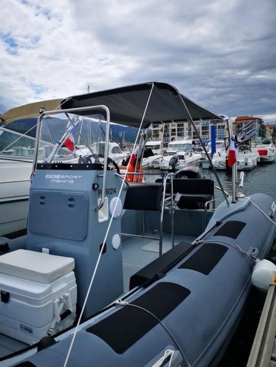 Rubberboot te huur in Argelès-sur-Mer voor de beste prijs