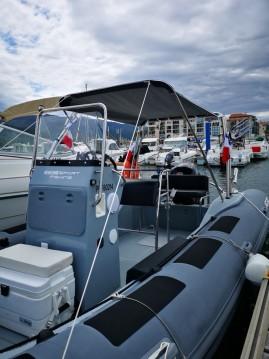 Bootverhuur Valiant Valiant 630 Sport Fishing in Argelès-sur-Mer via SamBoat