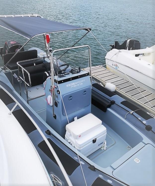 Bootverhuur Argelès-sur-Mer goedkoop Valiant 630 Sport Fishing