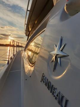 Bootverhuur Jeanneau Prestige 46 Fly in Split via SamBoat