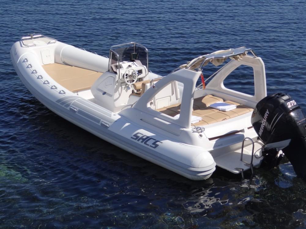 Bootverhuur Sacs Sacs S 25 Dream in Balearen via SamBoat