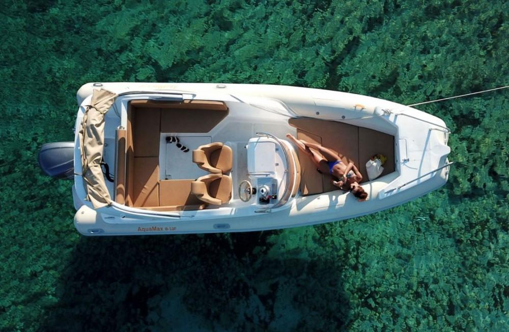 Verhuur Rubberboot in Hvar - Aquamax Aquamax