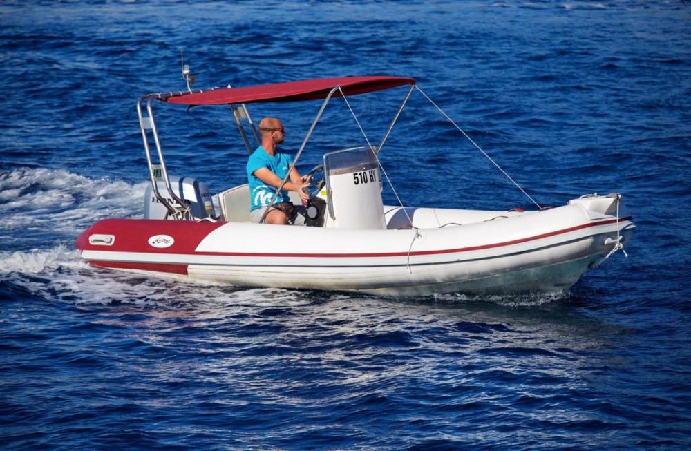 Huur Rubberboot met of zonder schipper Arimar in Hvar