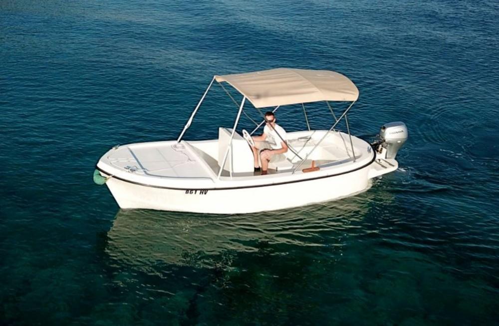 Verhuur Motorboot in Hvar - Betina 700 Betina 500