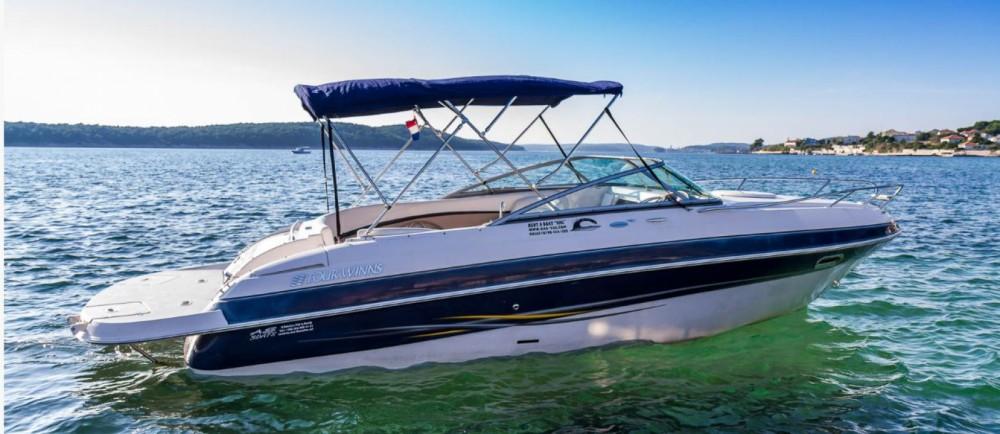Huur Motorboot met of zonder schipper Four Winns in Barbat na Rabu