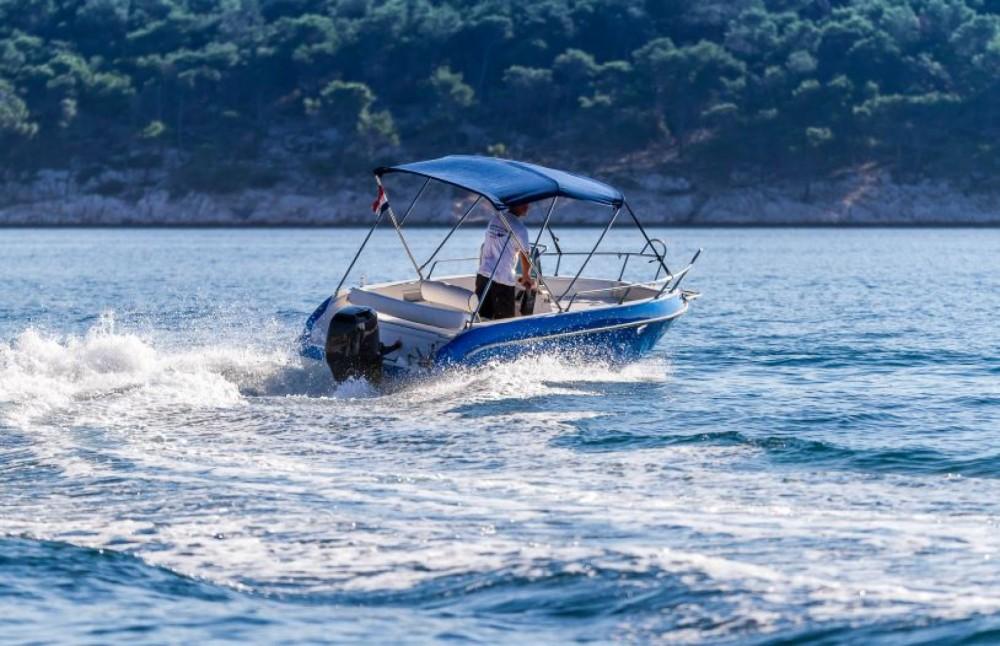 Huur een Aquamar Aquamar 17 in Barbato