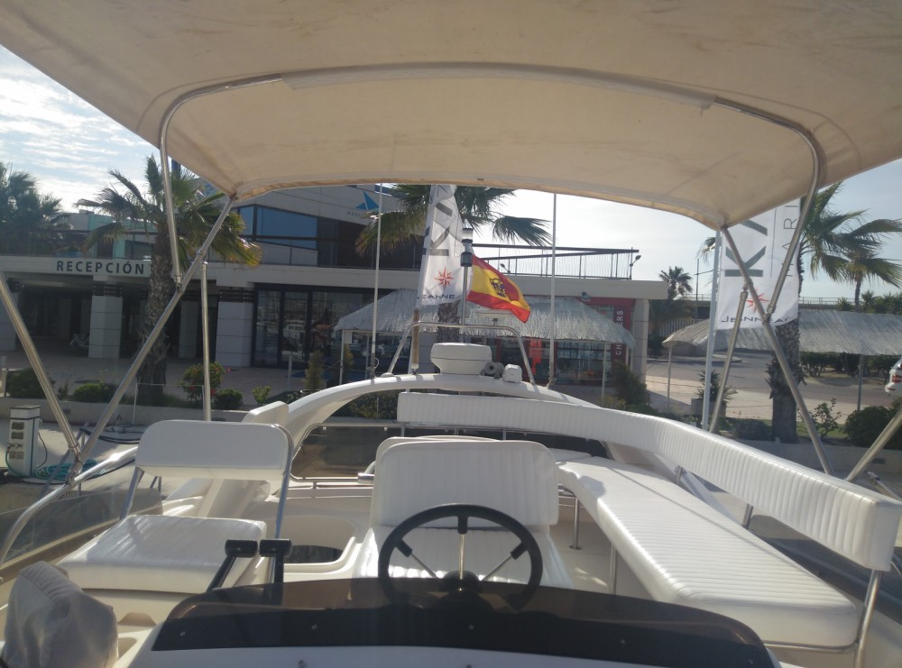 Motorboot te huur in Torrevieja voor de beste prijs