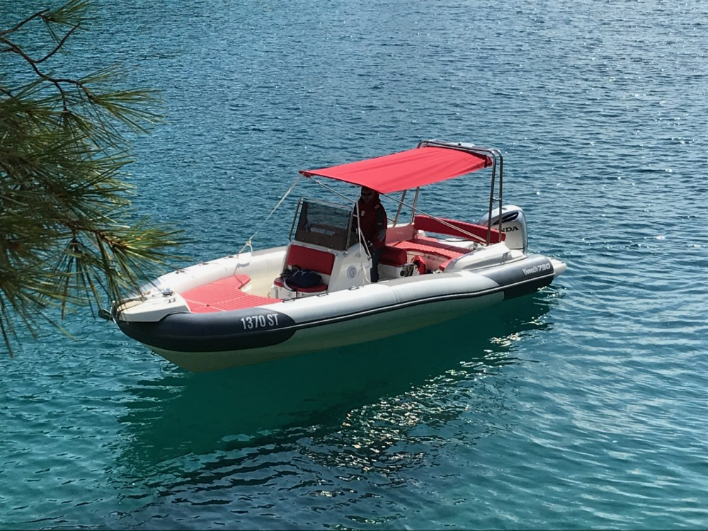 Verhuur Rubberboot in Split - Marlin Boat Dynamic 790