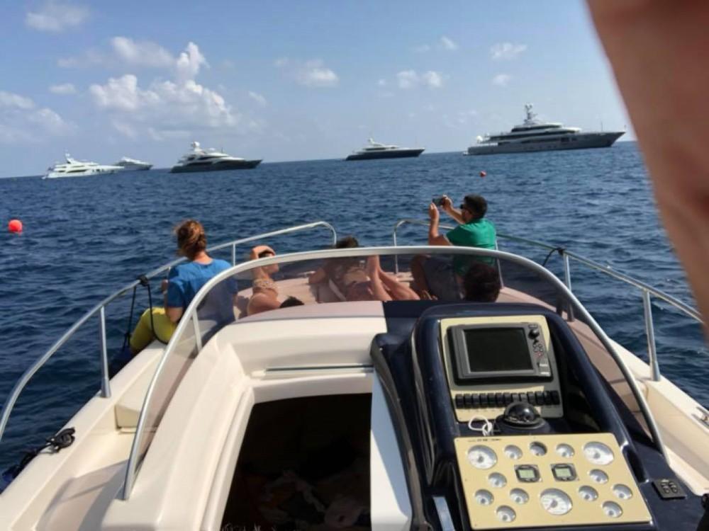 Verhuur Motorboot manò  met vaarbewijs