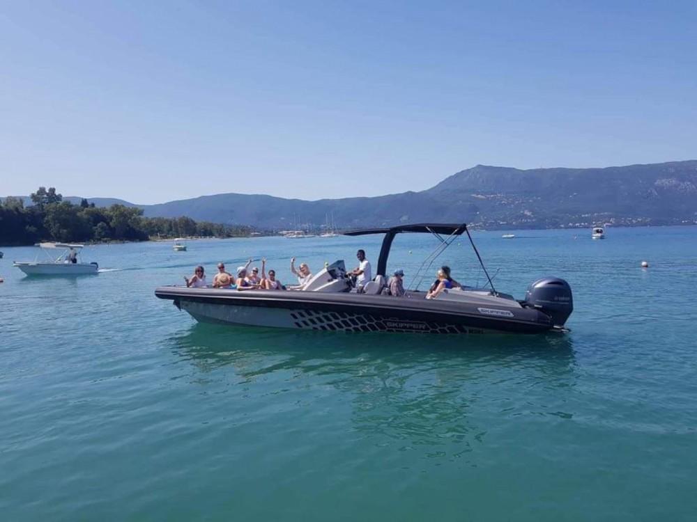 Verhuur Rubberboot in Γουβιά - Skipper Skipper