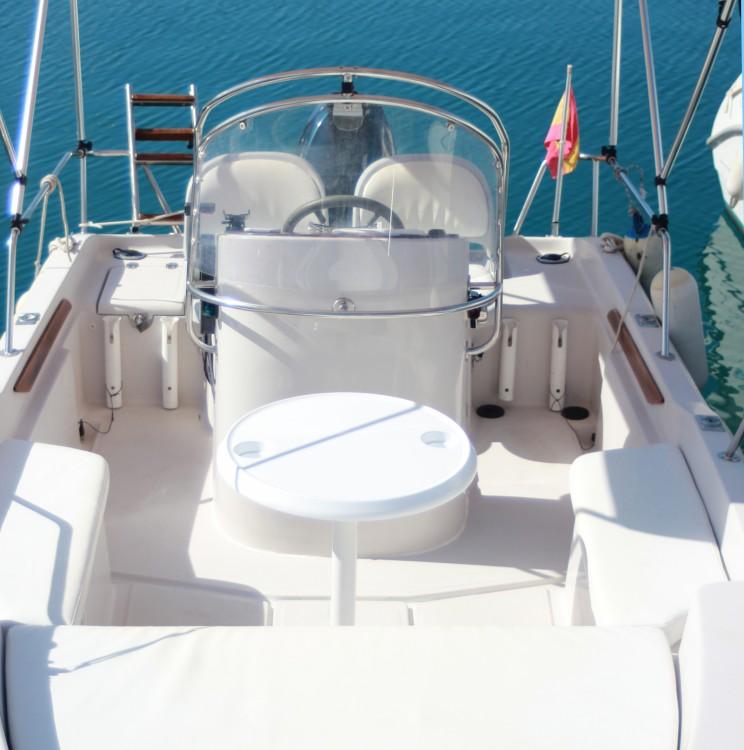 Huur Motorboot met of zonder schipper Acroplast in Altea