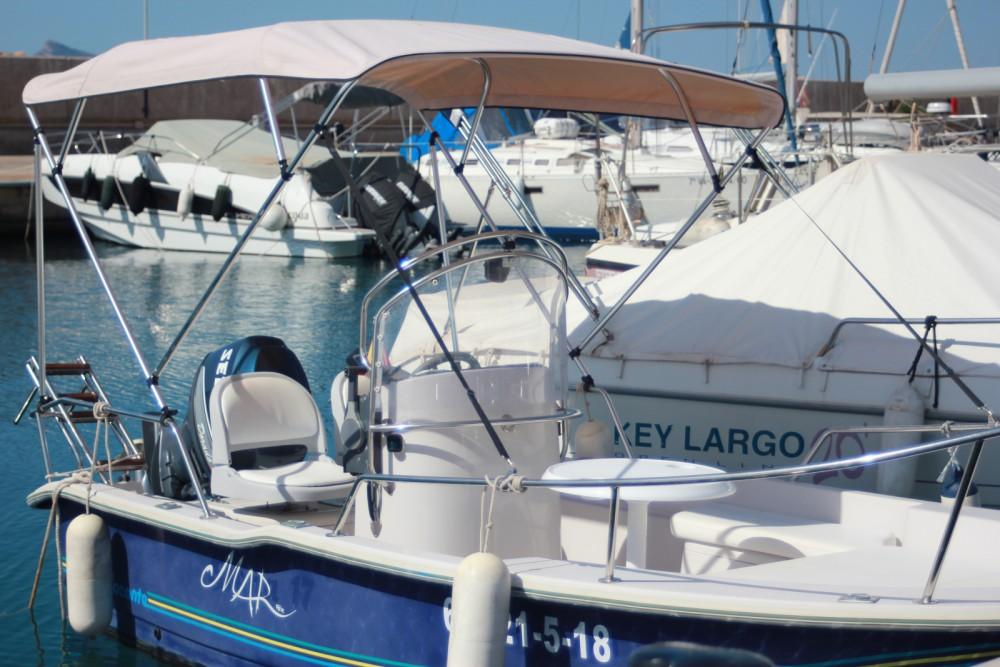 Motorboot te huur in Altea voor de beste prijs