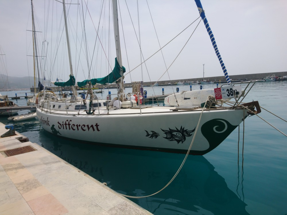 Verhuur Zeilboot in Salerno - Herbulot Beaufort 18