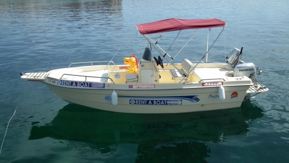 Verhuur Motorboot in Chania - Proteus 530