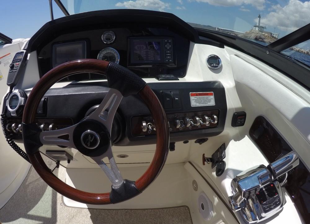 Huur Motorboot met of zonder schipper Sea Ray in Balearic Islands