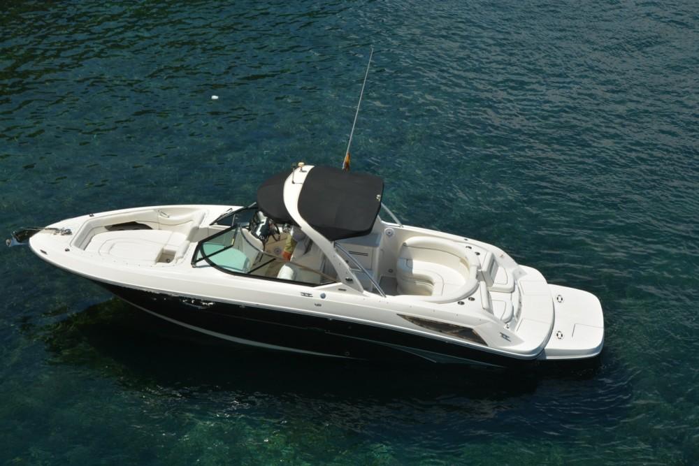 Jachthuur in Balearic Islands - Sea Ray Sea Ray 300 SLX via SamBoat