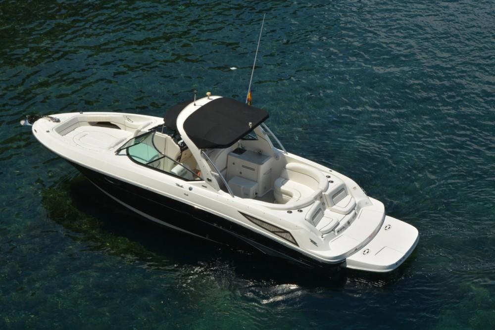 Verhuur Motorboot in Balearic Islands - Sea Ray Sea Ray 300 SLX