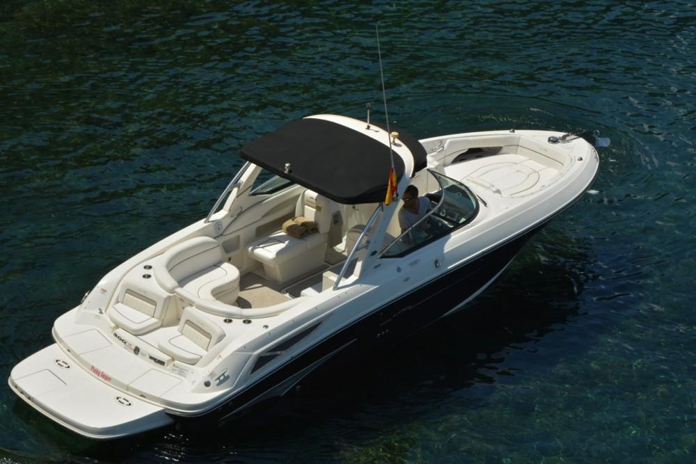 Bootverhuur Balearic Islands goedkoop Sea Ray 300 SLX
