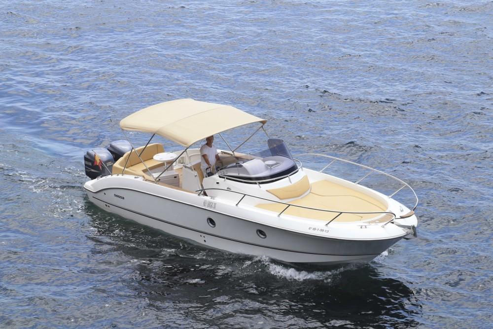 Verhuur Motorboot in Balearen - Sessa Marine Kay Large 30