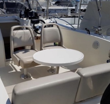 Jachthuur in Antibes - Quicksilver Activ 675 Open via SamBoat