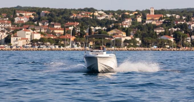 Bootverhuur AM Yacht Prince 570 Open in Malinska-Dubašnica via SamBoat