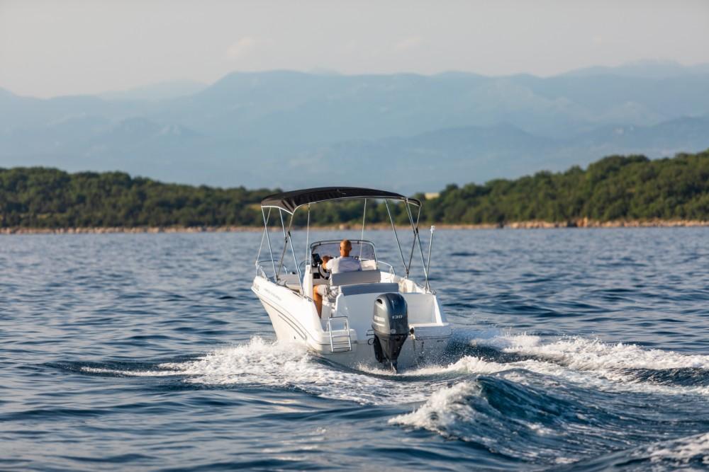 Bootverhuur AM Yacht Prince 570 Open in Malinska via SamBoat