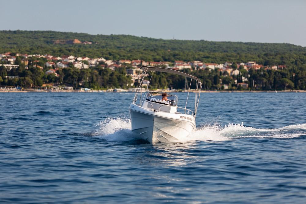 Huur een AM Yacht Prince 570 Open in Malinska