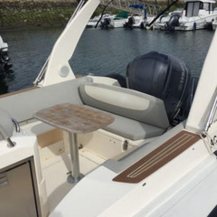Verhuur Rubberboot in Arcachon - Capelli Tempest 800