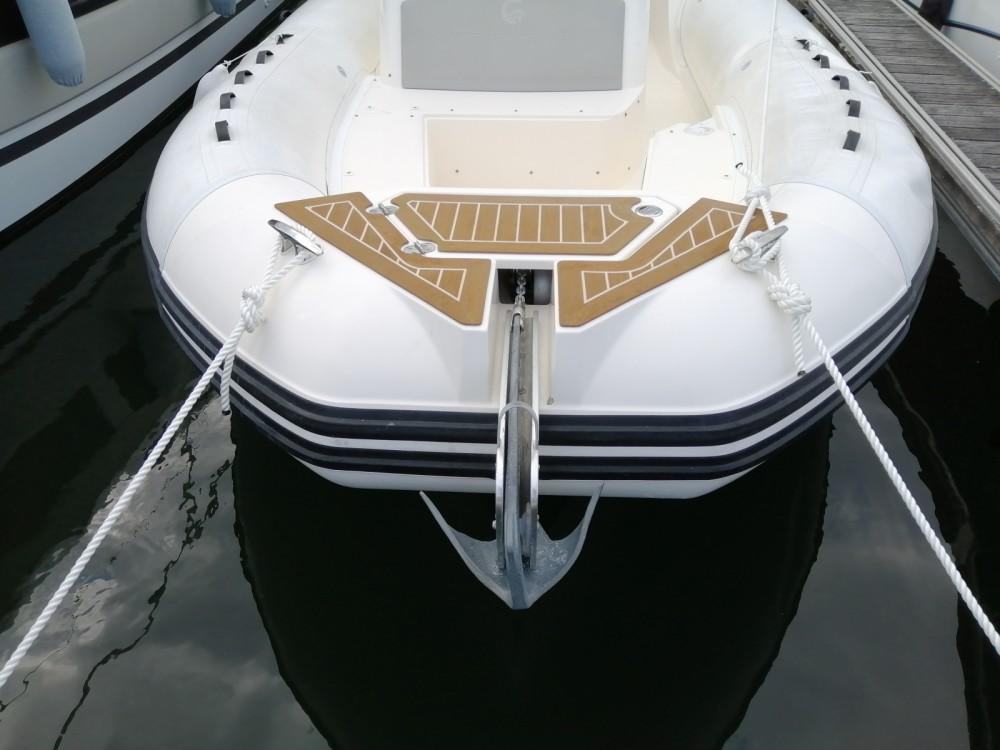 Huur Rubberboot met of zonder schipper Capelli in Arcachon