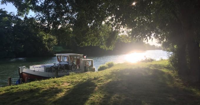 Verhuur Woonboot in Languimberg - Les Canalous Pénichette 935 W