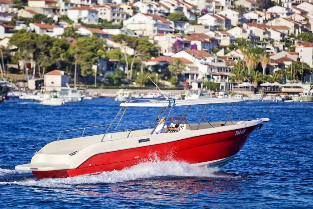 Jachthuur in Hvar - Enzo 35 via SamBoat