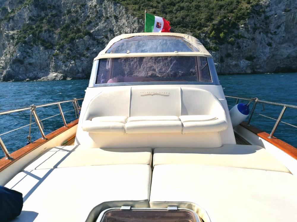 Verhuur Motorboot in Salerno - Fratelli Aprea Sorrento 7,50 Semi Cabinato
