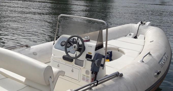 Huur Rubberboot met of zonder schipper Zodiac in Mandelieu-la-Napoule