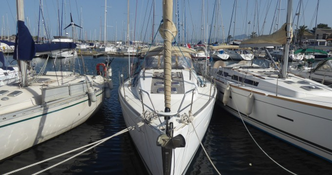 Bootverhuur Dufour Dufour 405 Grand Large in Saint-Cyprien via SamBoat