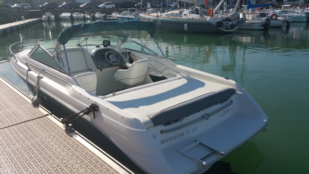 Sea Ray Sea Ray 230 Overnighter te huur van particulier of professional in Meschers-sur-Gironde