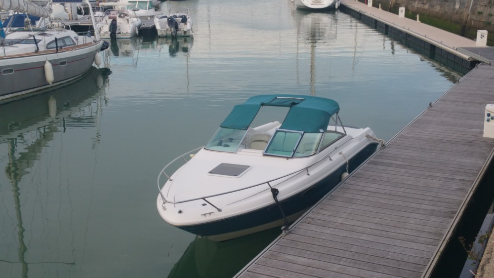 Jachthuur in Meschers-sur-Gironde - Sea Ray Sea Ray 230 Overnighter via SamBoat