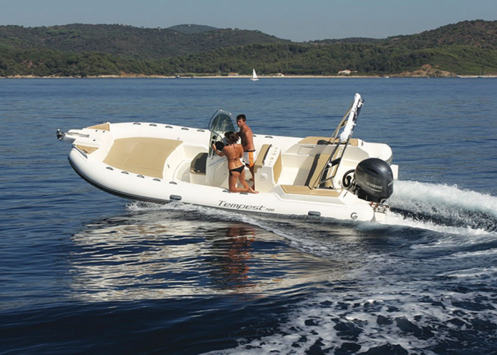Jachthuur in Marseille - Capelli Tempest 700 via SamBoat