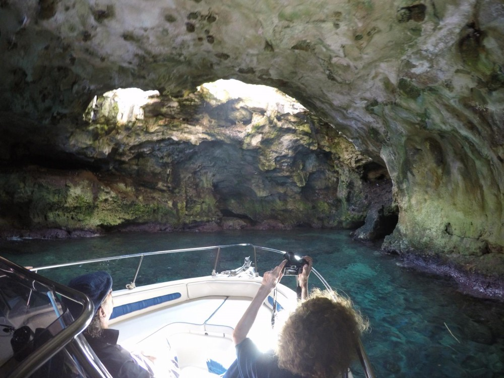 Verhuur Motorboot in Monopoli - Aquamar Samoa