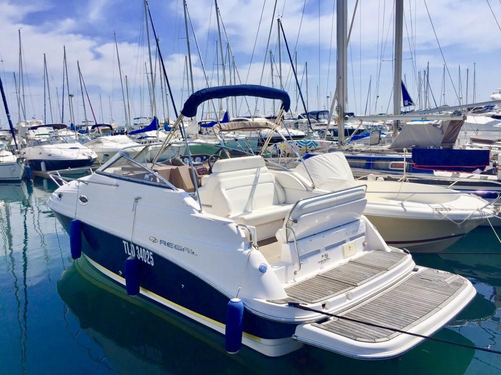 Huur Motorboot met of zonder schipper Régal in Beaulieu-sur-Mer