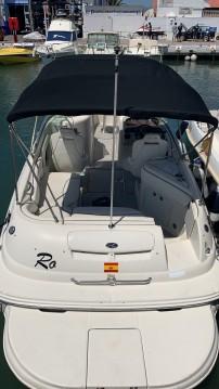 Huur een Sea Ray SUNDECK 240 in Puerto Deportivo de Marbella