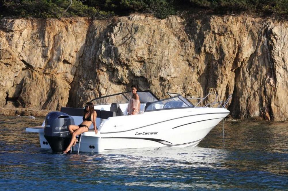 Jachthuur in Hyères - Jeanneau Cap Camarat 750 via SamBoat