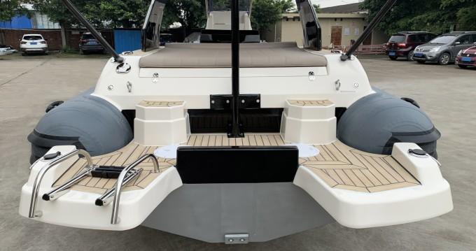 Huur een Wimbi Boats W7 in Cogolin