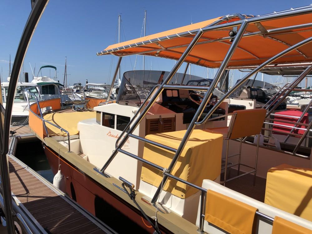Huur Motorboot met of zonder schipper Beacher in Arcachon