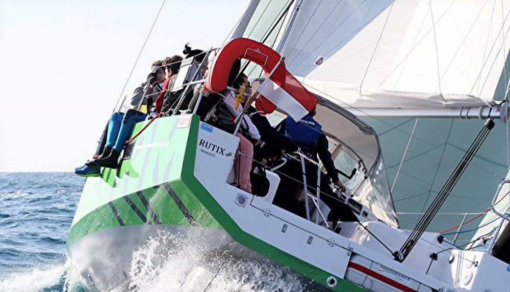 Verhuur Zeilboot in Menton - Rm RM 890