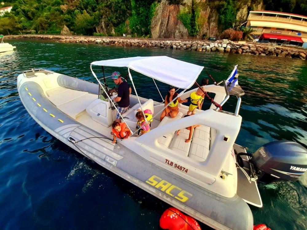 Jachthuur in Mandelieu-la-Napoule - Sacs Sacs S 25 Dream via SamBoat
