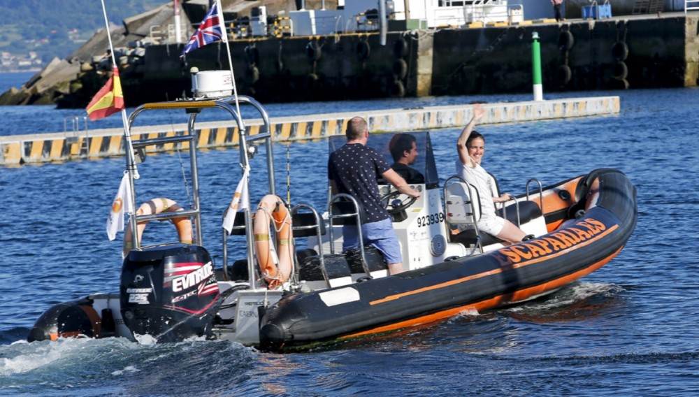 Verhuur Motorboot Liverpool Powerboats met vaarbewijs