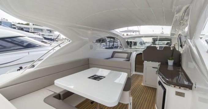Verhuur Motorboot Galeon met vaarbewijs