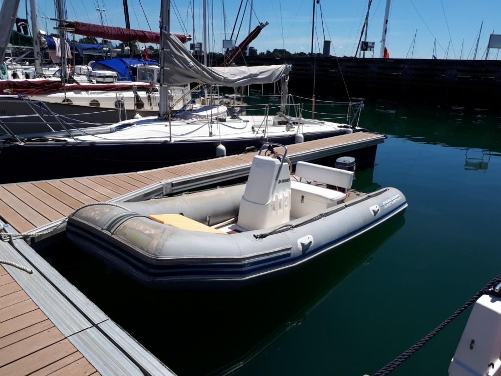Rubberboot te huur in Quiberon voor de beste prijs