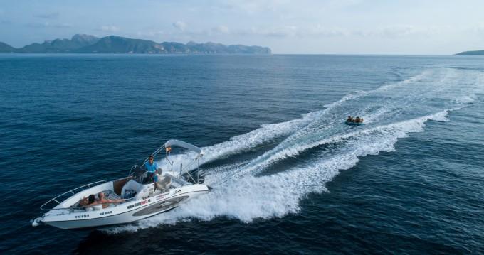 Huur een Mano Marine sport fisch 21,50 in Port de Pollença